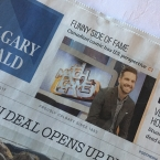 Press - 2017 - Calgary Herald cover